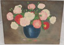 Buy Vintage Paintings Original Fred Taylor Erie, Bouquete