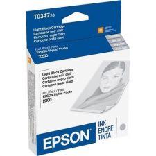 Buy Epson T034720 lt.black ink C13T034720 GENUINE - stylus photo printer 2200 2100