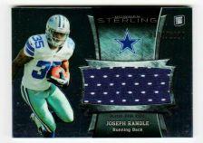 Buy NFL 2013 Bowman Sterling Joseph Randle Jersey /1214 MNT