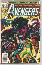 Buy AVENGERS #175 Marvel Comics 1978 Vision Thor Beast Scarlet Witch