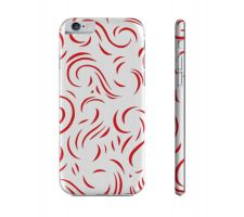 Buy Kiracofe Red White Iphone 6 Phone Case
