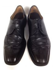 Buy Cole Haan 9 Shoes Mens Black Leather Oxfords