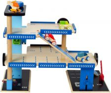 Buy Hape City Parking Garage with 3 Cars