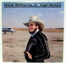 Buy HANK WILLIAMS, JR. ~ High Notes 1983 Country LP