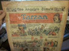 Buy Sun. Funnies Newspaper Strip: TARZAN by ERB, HAL FOSTER art Oct. 1, 1933