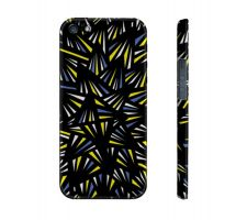 Buy Mcneil Yellow Blue Iphone 5/5S Phone Case