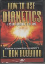 Buy How To Use Dientics L. RON HUBBARD DVD NEW Issac Hayes Estate Personal Item