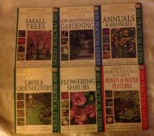 Buy American Horticultural Society Books Lot of 6 Gardening