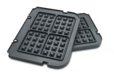 Buy Griddler Waffle Maker 4-Slice Replacement Grill Sleek Kitchen Cooking Plates New