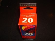 Buy 20 color ink jet - Lexmark X63 X73 X83 X85 X125 Z54 Z53 Z52 Z51 Z45 Z43 printer