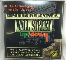Buy - rare - new - WALL STREET WALLSTREET BOARD GAME - COLLECTOR'S EDITION