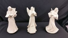 Buy Mikasa 3 Fine Porcelian Angel Playing Instrument Holy Night Nativity KT421 / 495