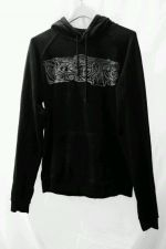 Buy EUC men's, sz. M, prAna black, hoodie