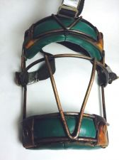 Buy VINTAGE Rawlings BASEBALL ADJUSTABLE CATCHER'S UMPIRE FACE MASK PROTECTIVE GEAR