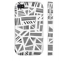 Buy Bonhomme Black White Iphone 4/4S Phone Case
