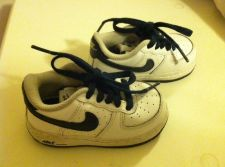 Buy Nike Blue And White Sneakers Shoes Boys Toddler Size 5