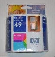 Buy 49 COLOR ink jet HP DeskWriter 600 660 680 694 Scanner 370 380 printer 51649A