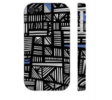 Buy Gormally Blue Black Iphone 4/4S Phone Case
