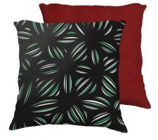 Buy Droneburg 18X18 Green White Red Back Cushion Case Throw Pillow Cover 631 Art