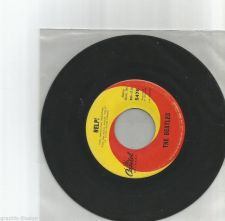 "Buy HELP! The BEATLES ""I'm There"" Capital Records 45 rpm 5476 Recorded in England"