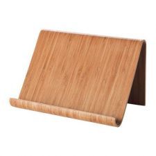 Buy IKEA * Rimforsa * Bamboo tablet stand. For both books and tablets.