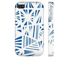 Buy Skov Blue White Iphone 4/4S Phone Case