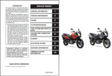 Buy 04-09 Suzuki DL650 V-Strom Service Repair Workshop Manual CD .. DL 650 VStrom