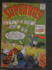 Buy SUPERBOY #54 DC Comics 1957 old Silver Age VG