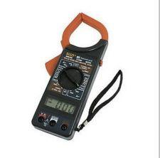 Buy GRIP 20237 Digital Clamp Meter MULTI TESTER model DT DM 266 6266 w/leads case