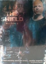 Buy new - The SHIELD second Season 2 (two) DVD 4 Disc 2003 BOXED SET Michael Chiklis