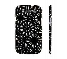 Buy Sarnicola Black White Samsung Galaxy S3 Phone Case