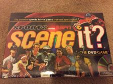 Buy Scene It? Sports Trivia DVD Game powered by ESPN