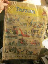 Buy Sun. Funnies Newspaper Strip: TARZAN by Edgar Rice Burroughs HAL FOSTER art 1935
