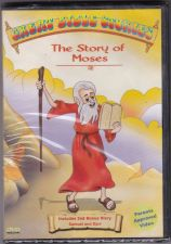 Buy Great Bible Stories THE STORY OF MOSES DVD NEW Animation
