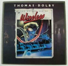 Buy THOMAS DOLBY ~ The Golden Age of Wireless 1983 Alt / Prog Rock LP