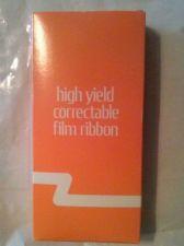 Buy High Yield Correctable Film Ribbon Black- Typewriter