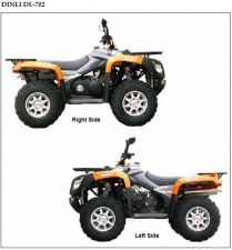 Buy Dinli Centhor 700 DL-702 ATV Quad Service Repair Workshop Manual CD - Centor