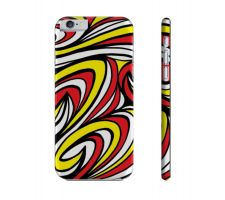 Buy Gutt Yellow Red Black Iphone 6 Phone Case