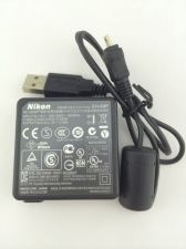 Buy Nikon BATTERY CHARGER EH 69P ac adapter + USB cable Coolpix S9200 P520 S01 AW110
