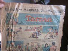 Buy Original Newspaper Comics HAL FOSTER 7-9-33 TARZAN Sun. Willie Winkle Mr. & Mrs.