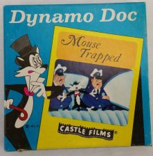 Buy Dynamo Doc Mouse Trapped Super 8mm With Box Castle Films