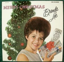 Buy BRENDA LEE ~ Merry Christmas From Brenda Lee LP