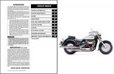 Buy 2001-2009 Suzuki VL800 Intruder Volusia Service Repair Manual CD - VL 800