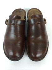 Buy Naot Shoes 40 9 Womens Brown Leather Loafers