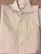 Buy Men's Tommy Bahama Button Front Shirt Size 15-1/2 32-33