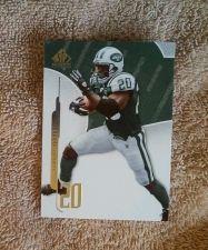 Buy Thomas Jones 2008 UPPER DECK SP Authentic #12 New York Jets NM-MT