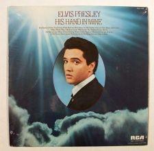Buy ELVIS PRESLEY ~ His Hand In Mine 1976 Gospel LP MINT-Unopened