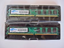 Buy 4GB (2X2GB) DDR2 800MHz DESKTOP RAM NON-ECC FOR ALL MOTHERBOARDS NOT AMD ONLY