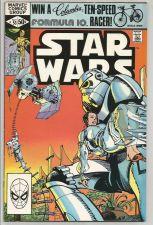 Buy STAR WARS #53 Marvel Comics 1st Print & Oldest Series Ever Simonson