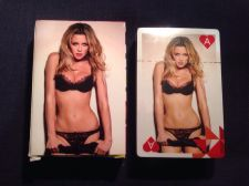 Buy (2 DECKS) SCANTILY CLAD HOT CELEBRITY BABES FHM MAGAZINE PLAYING CARDS